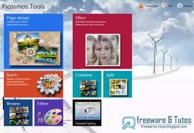 Picosmos Tools : un logiciel gratuit pour visionner, éditer et créer vos images ~ Freewares & Tutos | Retouches et effets photos en ligne | Scoop.it