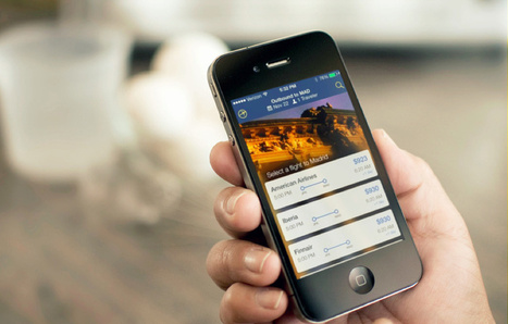 Mobile Will Represent More Than Half of All Online Travel Bookings in 2016   Tourism Social Media   Scoop.it
