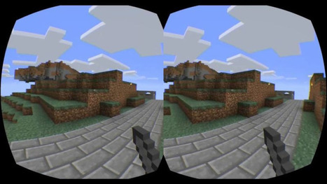 The blocky world of 'Minecraft' is coming to virtual reality | iPhones and iThings | Scoop.it