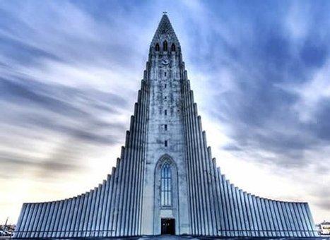 Le top 25 des Eglises les plus insolites selon www.topito.com | Astuces pour une vie moins chère... | Scoop.it