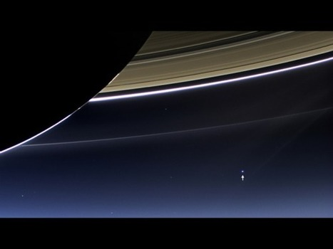 Humbling Views of Earth from Distant Spacecraft - National Geographic | Messenger for mother Earth | Scoop.it