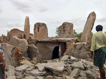 INDE : New project to protect megalithic sites in India | World Neolithic | Scoop.it