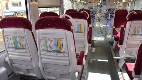 La SNCF offre des e-books dans ses trains | Ressources pour la classe de FLE | Scoop.it