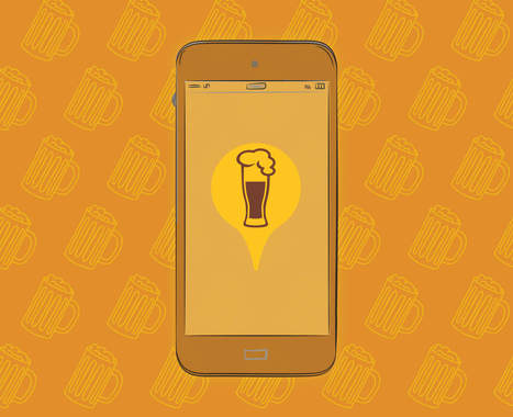 9 Essential Beer Apps Your Phone Is Thirsty For | Urban eating | Scoop.it