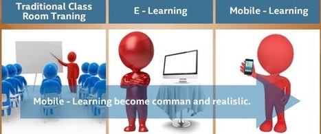mLearning will assist instructor-led traditional classroom training | Edumorfosis.it | Scoop.it