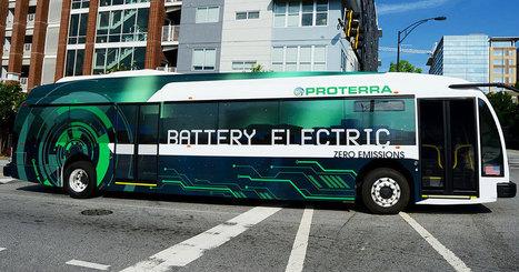 Plus léger et écologique que les bus classiques, ce véhicule électrique parcourt 400 km avec une seule recharge ! | pour un monde durable | Scoop.it