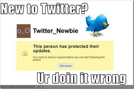 Twitter Newbie: 5 Mistakes That Can Get You Blocked, Ignored or Unfollowed | NightsBridge Scoops | Scoop.it