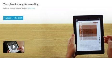 Dotdotdot.me – lee tus libros electrónicos y artículos online de forma sencilla | Las TIC y la Educación | Scoop.it