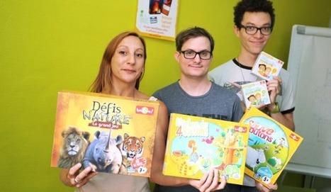 Pitchouns : ils créent des jeux écolos, éducatifs et sans écran | La Gazette de Montpellier.fr | Conscience - Sagesse - Transformation - IC - Mutation | Scoop.it