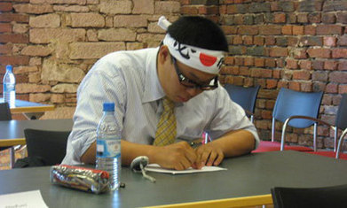 Japanese abacus teacher wins Mental Calculation World Cup | Germany Topic Project | Scoop.it