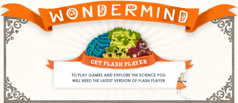 Wondermind – Play games and explore the science of your brain | E-Learning and Online Teaching | Scoop.it