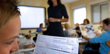Sortir du faux-débat sur les notes à l'école | L'évaluation par contrat de confiance (EPCC) | Scoop.it