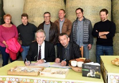 Drome : Le Département soutient et défend le Picodon AOP | The Voice of Cheese | Scoop.it