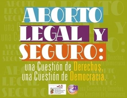 28 de Septiembre: campaña mundial por la despenalización del aborto | ADOLESCENCIA | Scoop.it