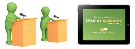 MediaHQ News - Tablet devices in our schools: ipad or Eyesore? | Neue Medien - Pro und Kontra | Scoop.it