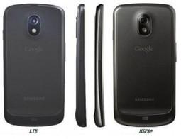 El Galaxy Nexus con LTE será mas grueso | VIM | Scoop.it