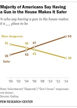 Pew first: Gun rights top gun control in major public opinion shift   Xposing Government Corruption in all it's forms   Scoop.it