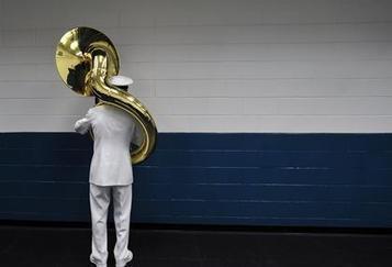 Los Angeles County schools hit by rash of tuba heists   Strange days indeed...   Scoop.it