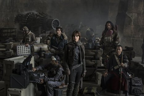 Star Wars Rogue One : le chef rebelle parle de sa scène | Téléphone Mobile actus, web 2.0, PC Mac, et geek news | Scoop.it