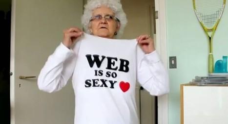 Les seniors accros à Facebook ? | tANkRed | Scoop.it