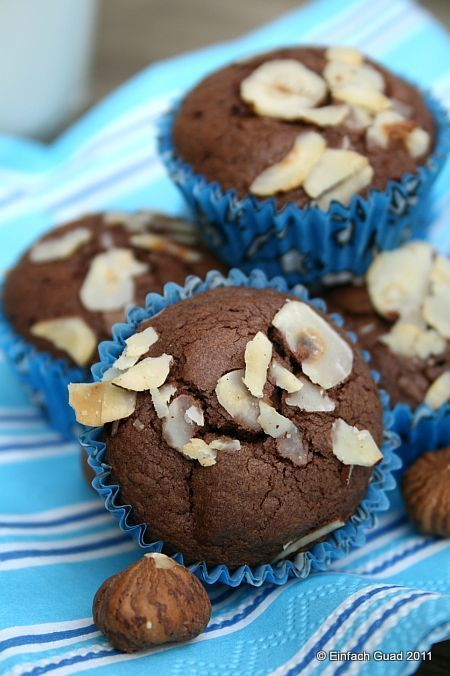 Nutella Mini-Muffins « | Brownies, Muffins, Cheesecake & andere Leckereien | Scoop.it