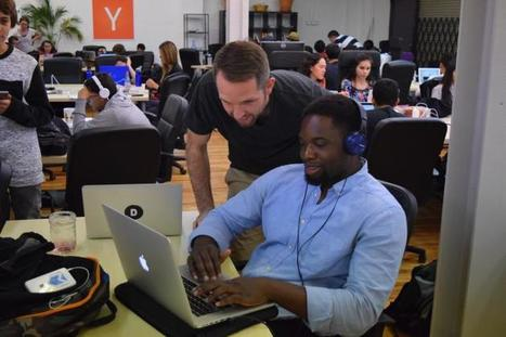 Independent Tech Coding Schools Are Helping Silicon Valley With Its Race Problem | digital divide information | Scoop.it