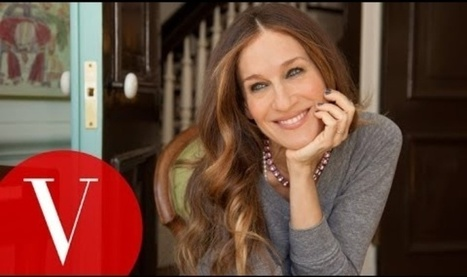 Sarah Jessica Parker's home in 5 minutes! | Fashion | Scoop.it