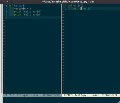 List of vim plugins I use - with mini tutorials » mirnazim.org   A better work   Scoop.it