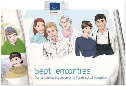 Le Fonds social européen, une histoire profondément humaine   Fonds européens en Aquitaine   Scoop.it