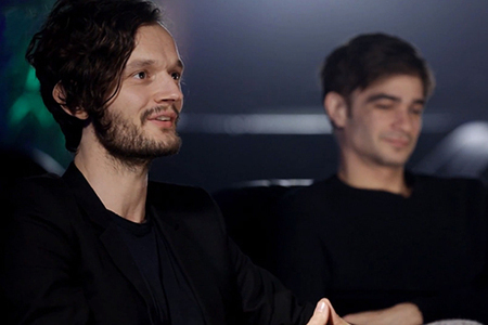 Watch Moderat and Jon Hopkins Talk Production, Live Performance, and Visuals | This is interactive art ! | Scoop.it
