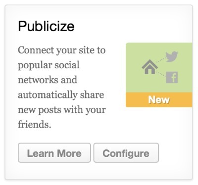 Jetpack 2.0: Publicize to Facebook, Twitter, LinkedIn, Tumblr; Post by Email; Photon; Infinite Scroll | All About Online Presences | Scoop.it