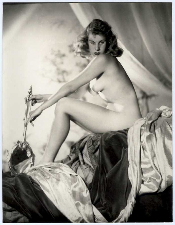 1920s portrait of Vera Grunland, the Ziegfeld... | Sex History | Scoop.it