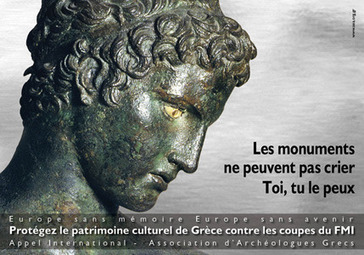 Le cri de détresse des archéologues grecs | World Neolithic | Scoop.it