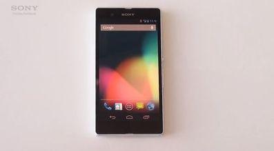 Sony Xperia Z Google Edition Release in July [Rumor] | Mobile Development | Scoop.it