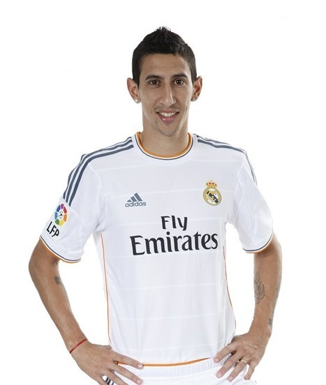 Ángel Di María | Web Oficial | Real Madrid CF | Di maria | Scoop.it