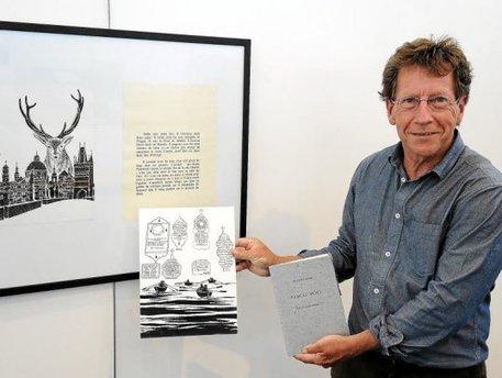 Littérature. T. Dohollau illustre Jacques Josse - Le Télégramme | Aventure littéraire | Scoop.it