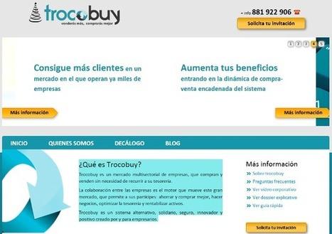 Trocobuy, el sistema alternativo de crédito para empresas y autónomos | Tools & Collaboration | Scoop.it