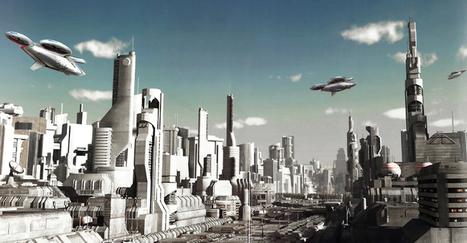 Un réseau de taxis volant sans pilotes pourrait voir le jour grâce à Airbus | Planete DDurable | Scoop.it