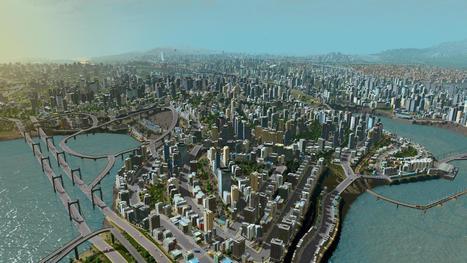 My urban playground : un documentaire pour montrer l'impact du jeu vidéo dans les villes - Geeks and Com' | Communiquons ! | Scoop.it