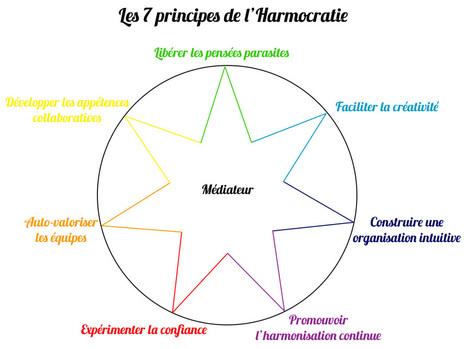 Les 7 principes de l'Harmocratie   management   Scoop.it