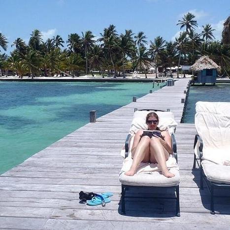 Tweet from @travelcanucks   Belize   Scoop.it