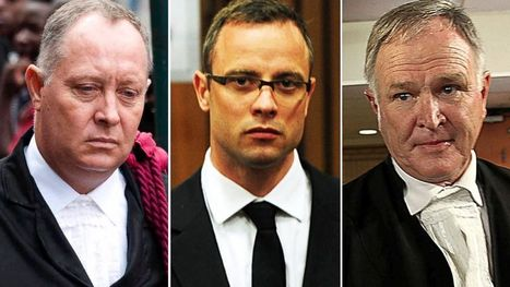 Meet Oscar Pistorius' High Powered Defense Team - ABC News | Pistorius trial | Scoop.it