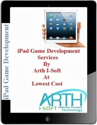 IPad Game Development - Increase Gaming functionality | Software Company US | Application Development Companies in USA | Scoop.it