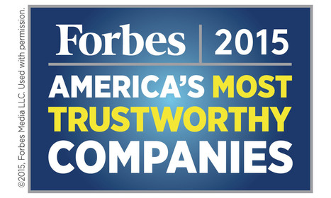 The 100 Most Trustworthy Companies In America | Leadership and Management | Scoop.it