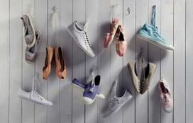 How to Organize Your Shoes by Scarlett Lee Rios on Lucky Community | All About Boots | Scoop.it