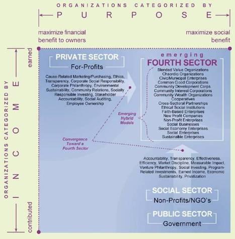 ¿Entendemos qué es El Cuarto Sector?   FIDES Directivos y Directivas   Scoop.it