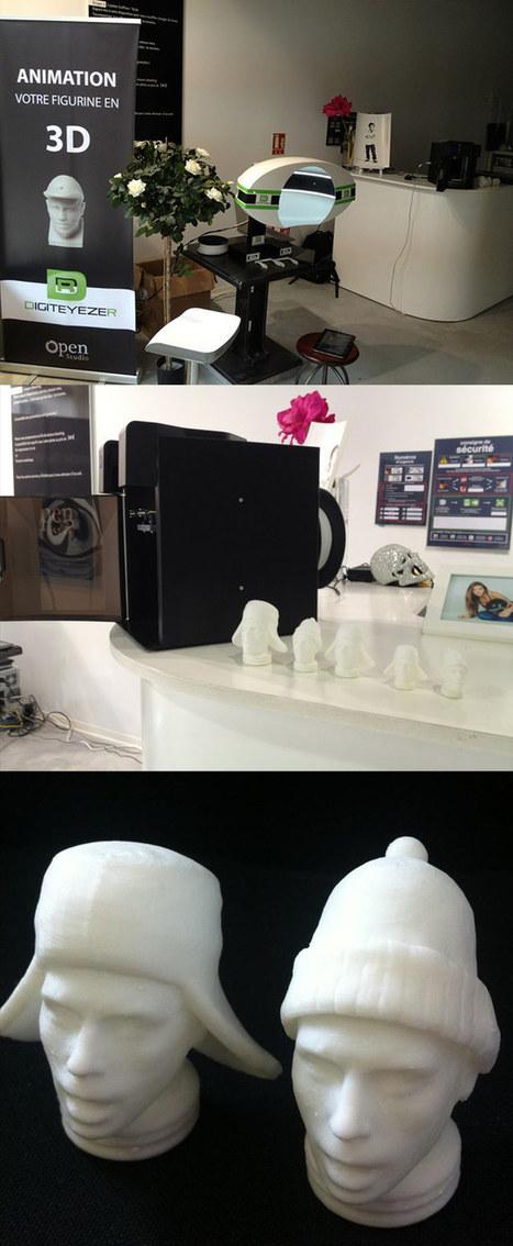 Le premier photomaton 3D est français | Locita.com | made in france youpi | Scoop.it