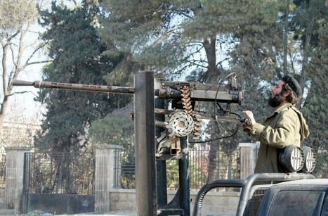 Syria's New Rebel Front | enjoy yourself | Scoop.it