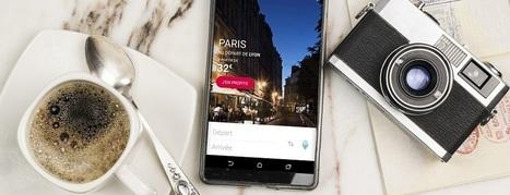 Plus rapide, plus personnalisée, plus simple... La nouvelle appli Voyages-sncf.com prend une longueur d'avance | Médias sociaux et tourisme | Scoop.it