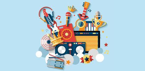 Los beneficios de la música para el habla | Educacion, ecologia y TIC | Scoop.it